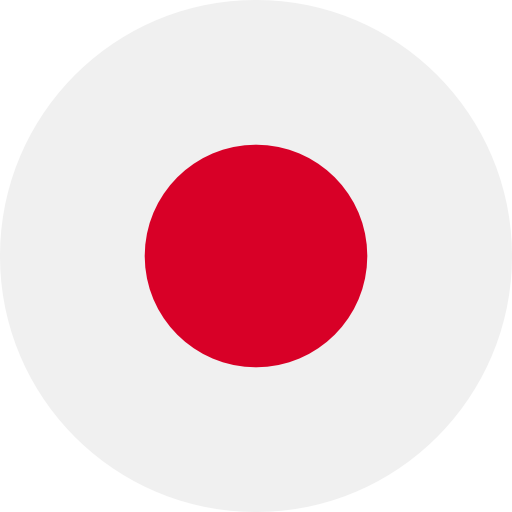 Translation to japanese with japanese flag