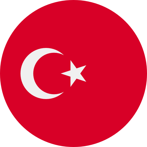 Translation to turkiesh with turkiesh flag