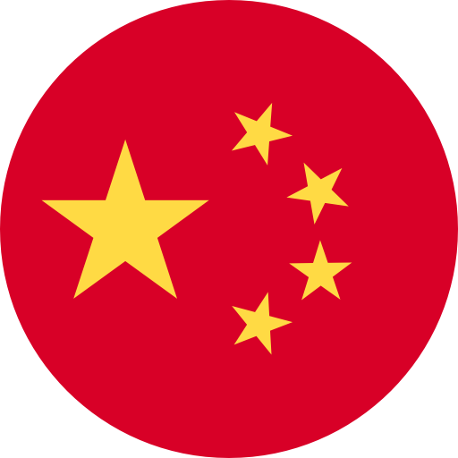 Translation to chinese with chinese flag