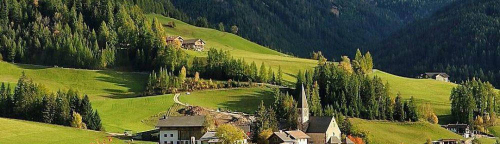 5 kõige Scenic rongireiside Itaalias