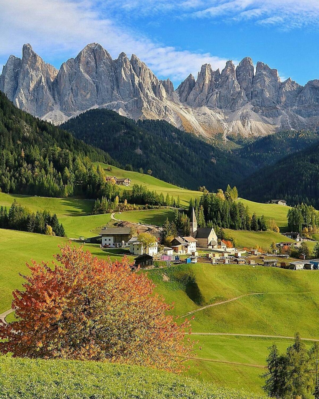 5 De Fleste Scenic Togrejser I Italien Gem A Train