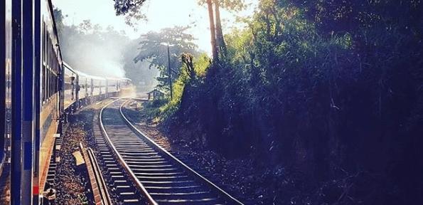 Miks valida reisida rongiga on keskkonnasõbralik