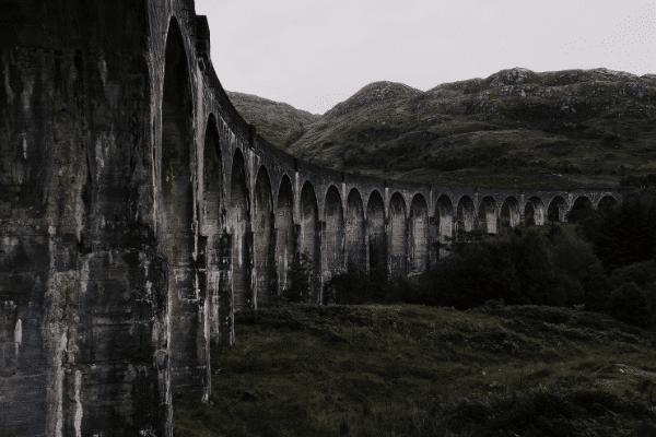 Viaducto de Chamborigaud, Francia