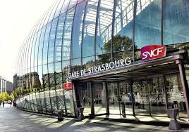 France Strasbourg railway station