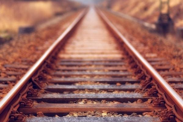 perjalanan dengan kereta api