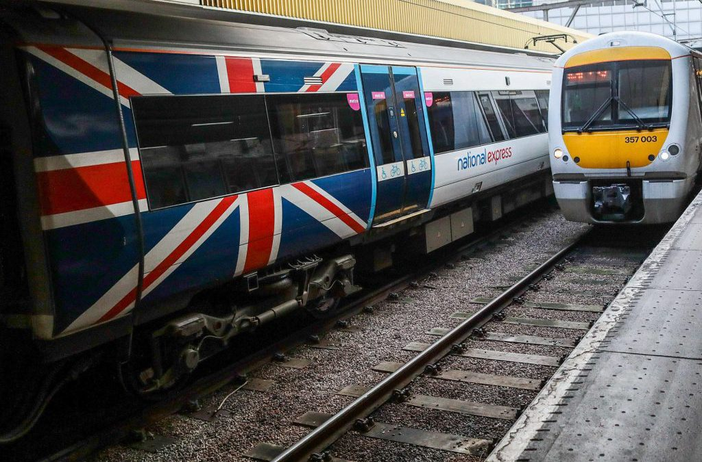 EU investing more money in trains for European travel