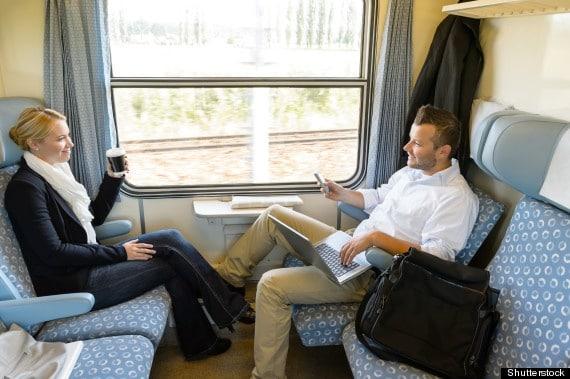 ट्रेन यात्रा के आराम