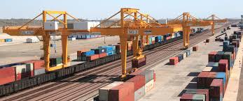 چین در حال حاضر صاحب 49% از خورگوس دروازه که بخشی از لینک قطار جدید است