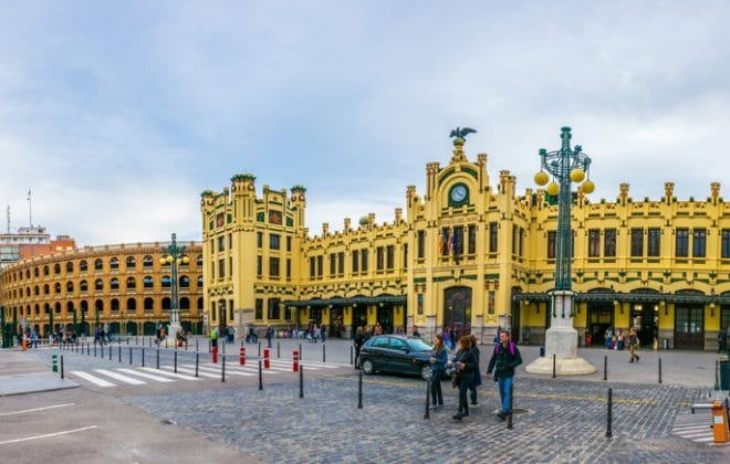 Fascinating Train Stations in spain