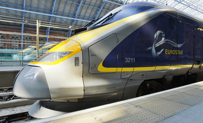 eurostar Fastest Trains in Europe