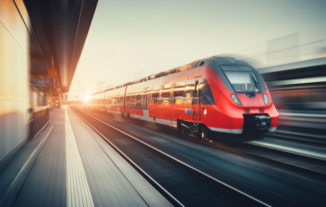 Fastest Trains in Europe trenitalia