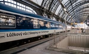 Rong reisimine Euroopas Üleöö