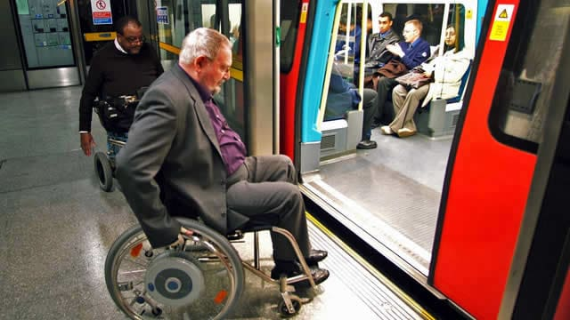 In viaggio con una disabilità in sedia a rotelle