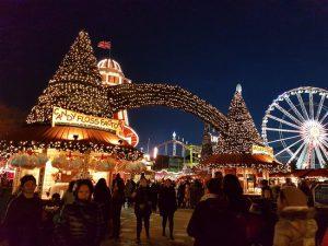 hyde park winter wonderland is one of Winter Festivals in Europe