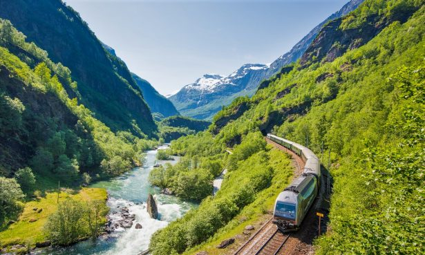 norway tren travel