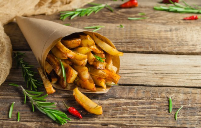 French Fries Di Perancis
