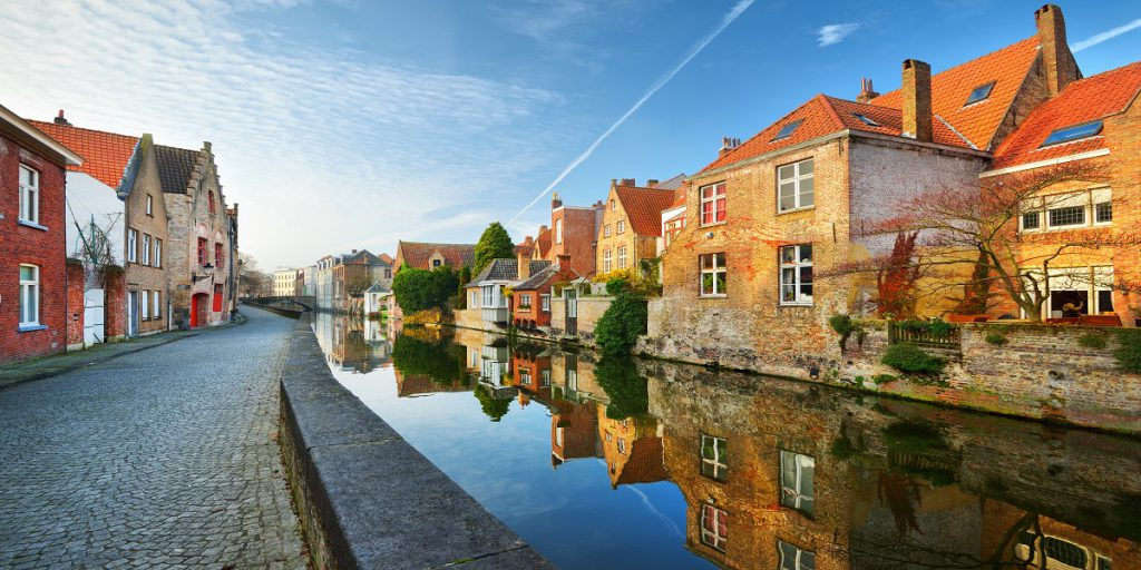 Bruges is one of the Best Cities to Visit for Thanksgiving