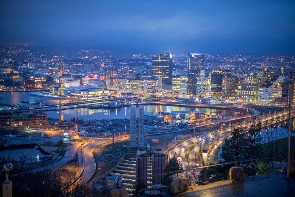 Осло Ризашылық үшін бару үшін үздік қалалардың бірі болып табылады
