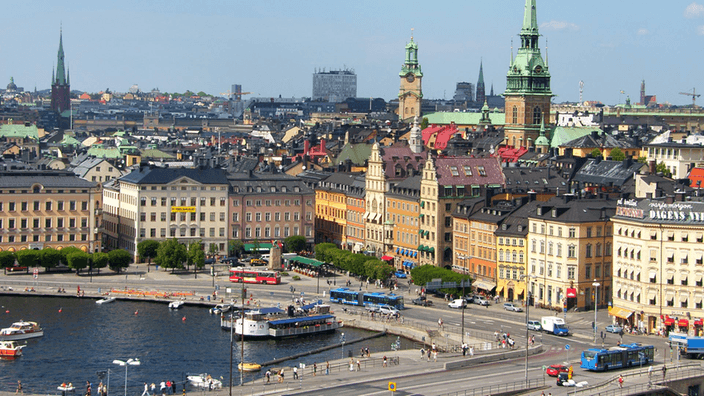 stockholm is one of Best Cities to Spend Christmas