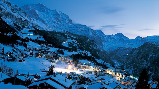 Switzerland Ski Resorts To Visit By Train