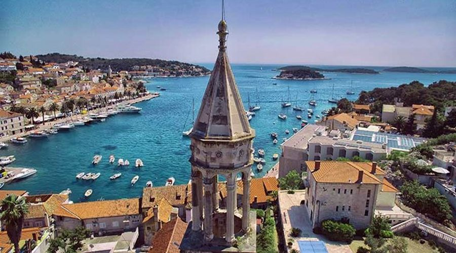Hvar Croatia - Honeymoon Destinations In Europe