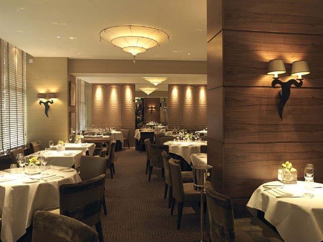 Velika Britanija Najboljši evropski restavracija michelin