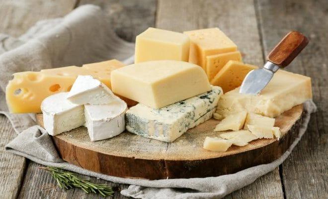 Το καλύτερο τυρί Ευρώπη έχει να προσφέρει πλάκα