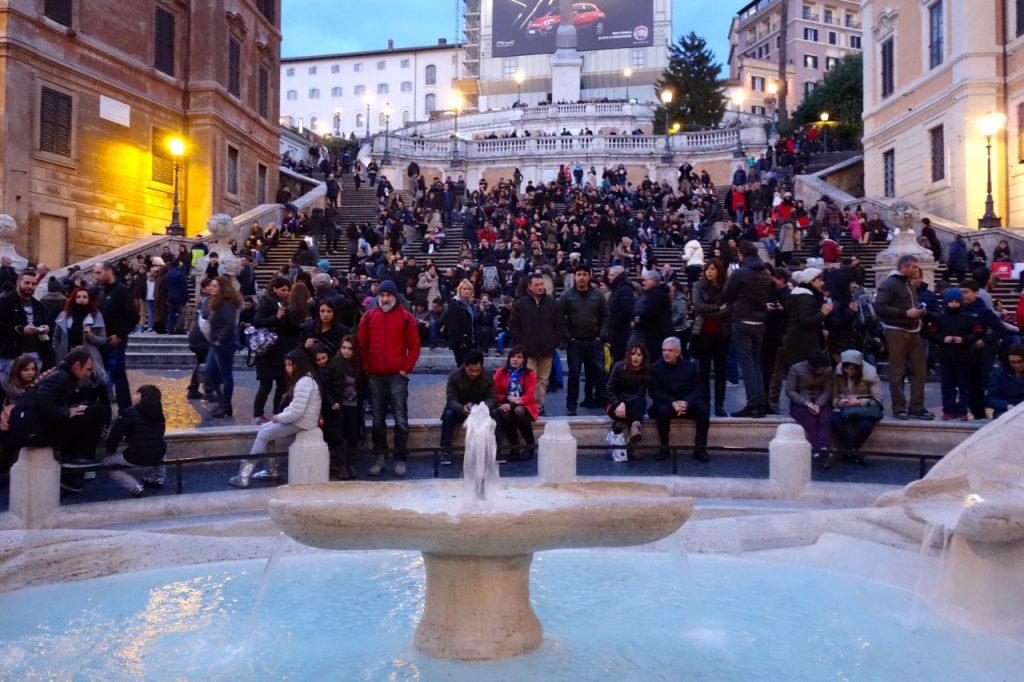 Roma,Italy, Europe ka February