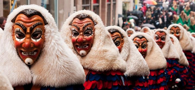 Cologne Festival Costumes
