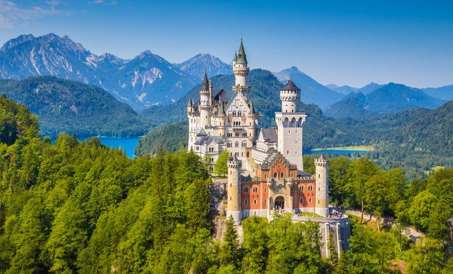 Spectacular Castles in Germany blog image