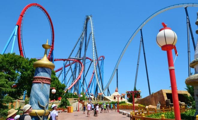 The Best Amusement Parks in Europe blog article