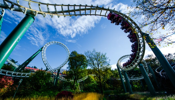 The Best Amusement Parks, efteling netherlands