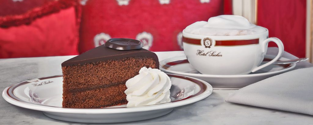 sachertorte in austria