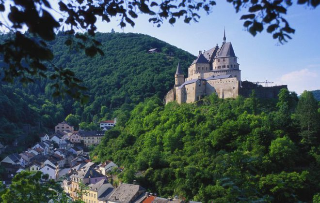 மேல் 5 things to do on a short visit to Luxembourg feature image
