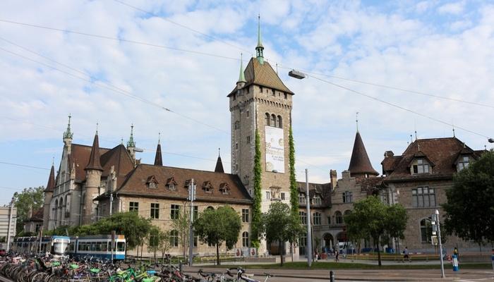 Kunsthalle Zurich Building