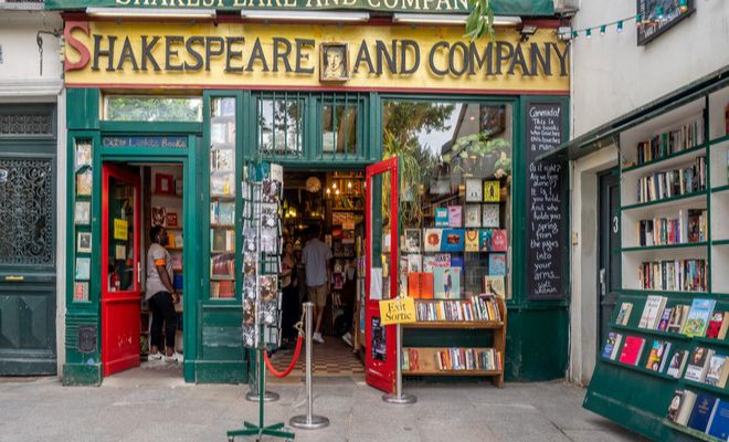 image of Charming Book Stors in Europe