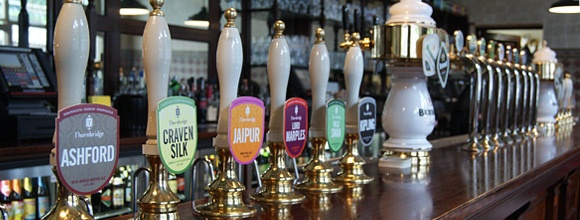 The Sheffield beer Tap