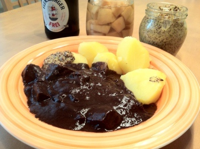 Schwarzsauer is on the list of The most interesting local food to try in Europe