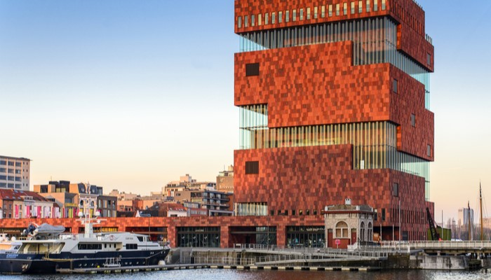 The Museum by the Stream in Antwerp is one of the Best Museums in Europe