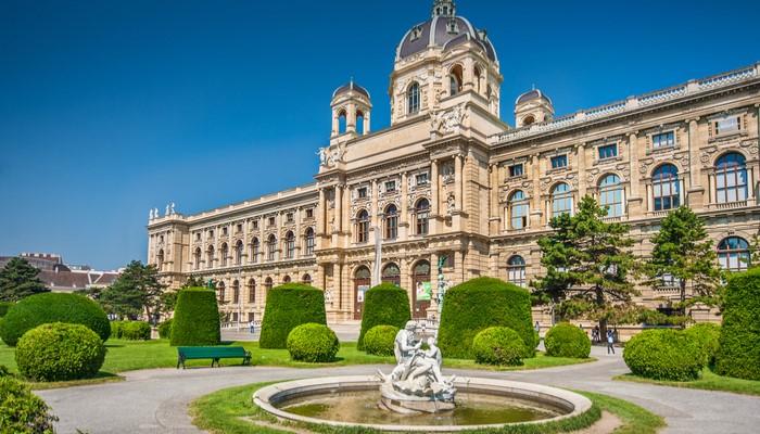 Kunsthistorisches Museum in Vienna Austria