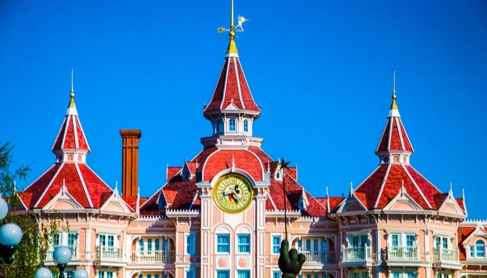Disneyland France