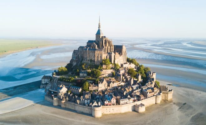 UNESCO Mont-Saint-Michel France