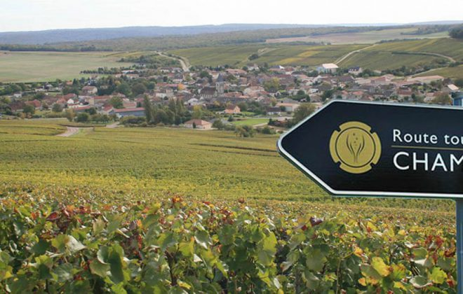 champagne is among the less crowded cities in france