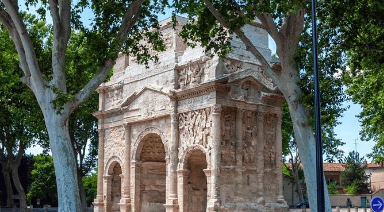 Avignon, Orange, Chateauneuf-du-Pape trip