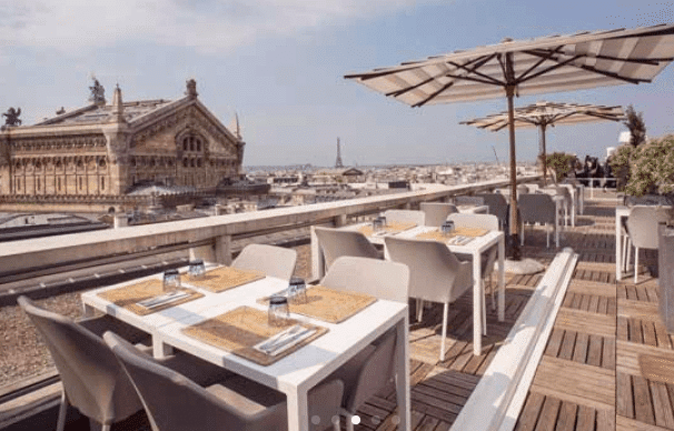 Best Rooftop Restaurants And Cafes In Europe blog feature image