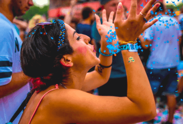 Show how you enjoy in the Best Festivals in Europe