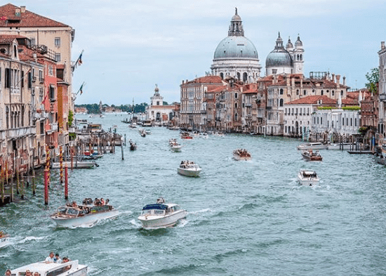 Venice Italy is The most Instagrammable spots in Europe