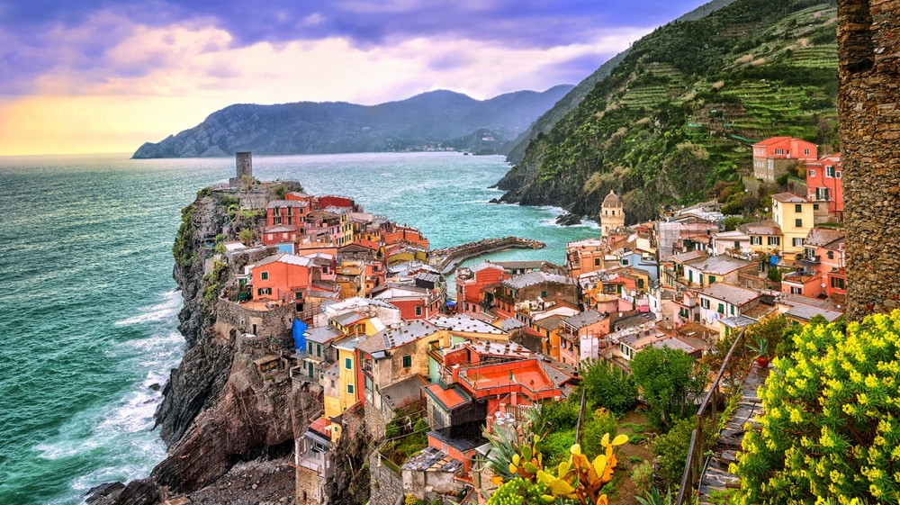 CINQUE TERRE Hiking Start Points