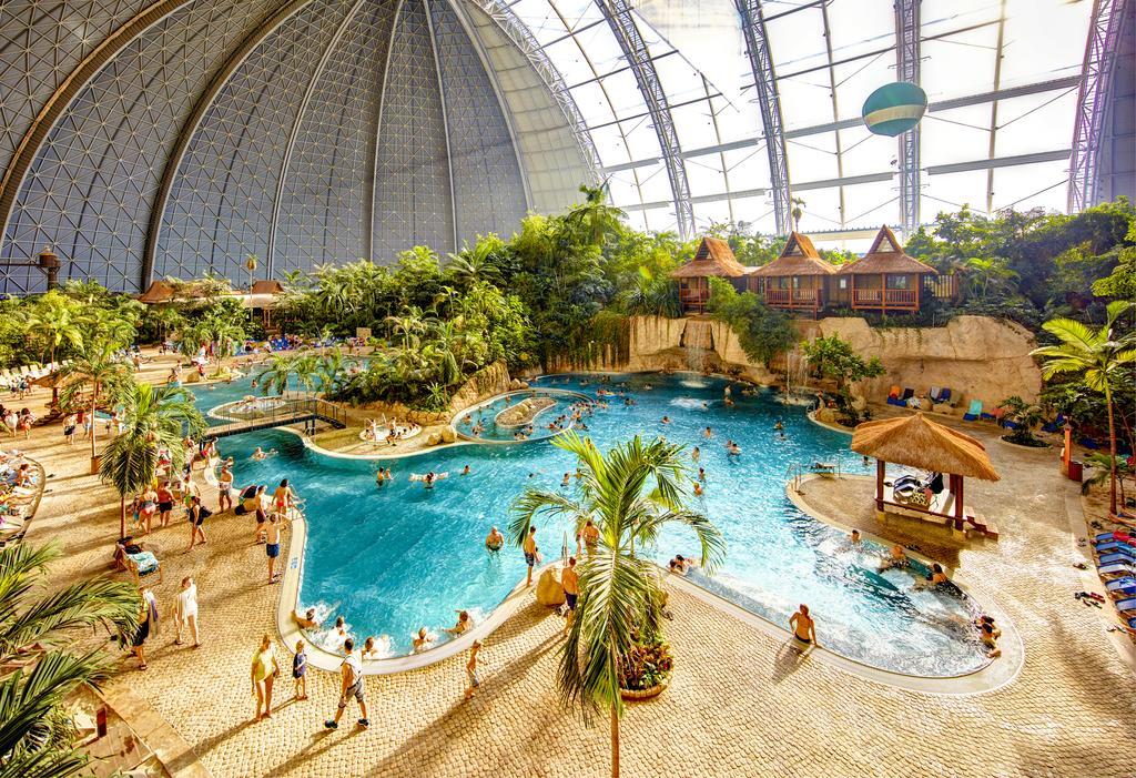 Tropical Island AMAZONIA – Brandenburg, Germany Indoor