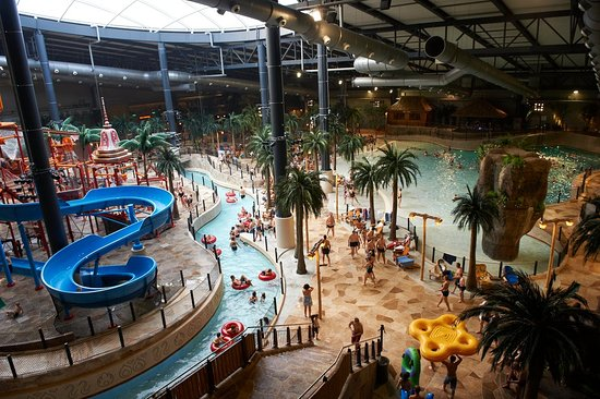 Lalandia – Billund, Denmark Indoor pool